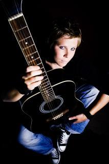 MU39-gitarrist